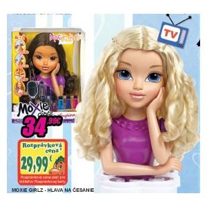 09635bc79 ARCHIV | MOXIE GIRLZ - HLAVA NA ČESANIE v akcii platné do: 31.12.2012 |  Zlacnene.sk