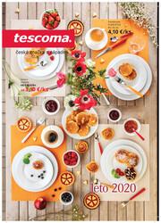 leták Tescoma