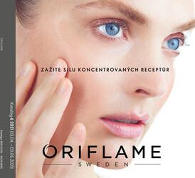 leták Oriflame