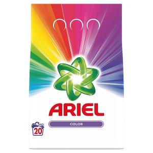 Ariel Prací Prášok 20 Praní 1,5kg