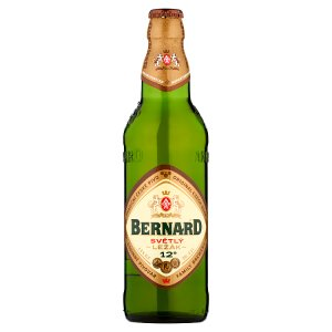 Bernard Tradičný svetlý ležiak 0,5 l