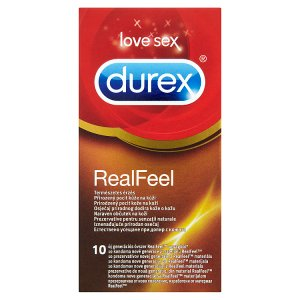 Durex Real 10 ks