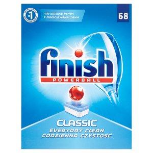 Finish tablety do umývačky riadu 68ks 1230,8 g