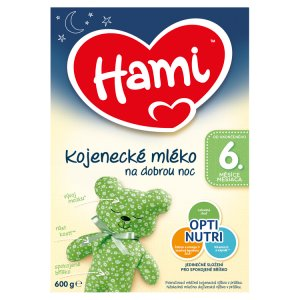 Hami Dojčenské mlieko 600 g