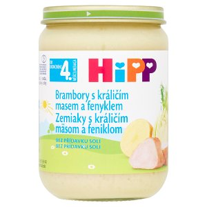 HiPP Zemiaky 190 g