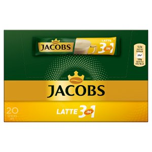 Jacobs Latte 12,5 g