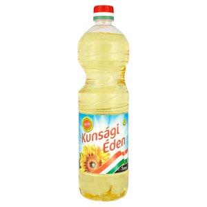 Kunsági Éden Rafinovaný slnečnicový olej 1 l