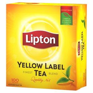 Lipton Yellow Label 100 vrecúšok
