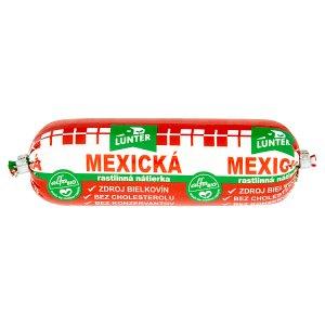 Lunter Mexická rastlinná nátierka 100 g