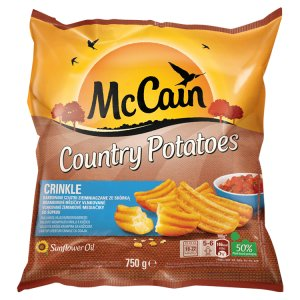 McCain Country Potatoes 750 g