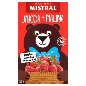 Mistral Jahoda 2,2 g