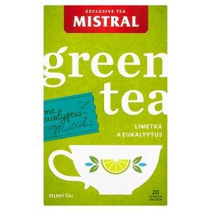 Mistral Zelený čaj 1,5 g
