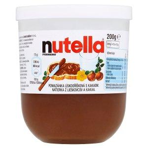 Nutella Nátierka 200 g