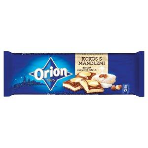 Orion Mliečnobiela čokoláda 240 g