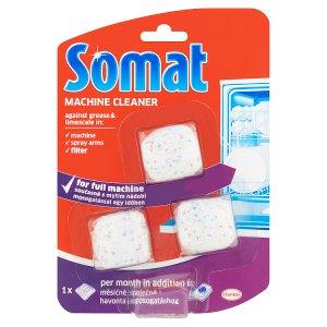 Somat Čistič umývačky riadu 3ks