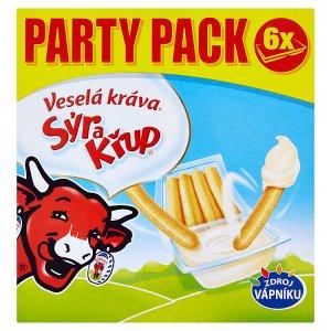 Veselá Kráva Sýr a Křup 35 g