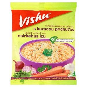 Vishu Instantná rezancová polievka 60 g