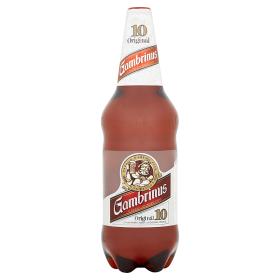 Gambrinus Originál 10% pivo výčapné svetlé 1,5 l