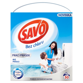 Savo Prášok na pranie 50 praní 3,5 kg